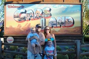 Disneyland 2012 Domenic