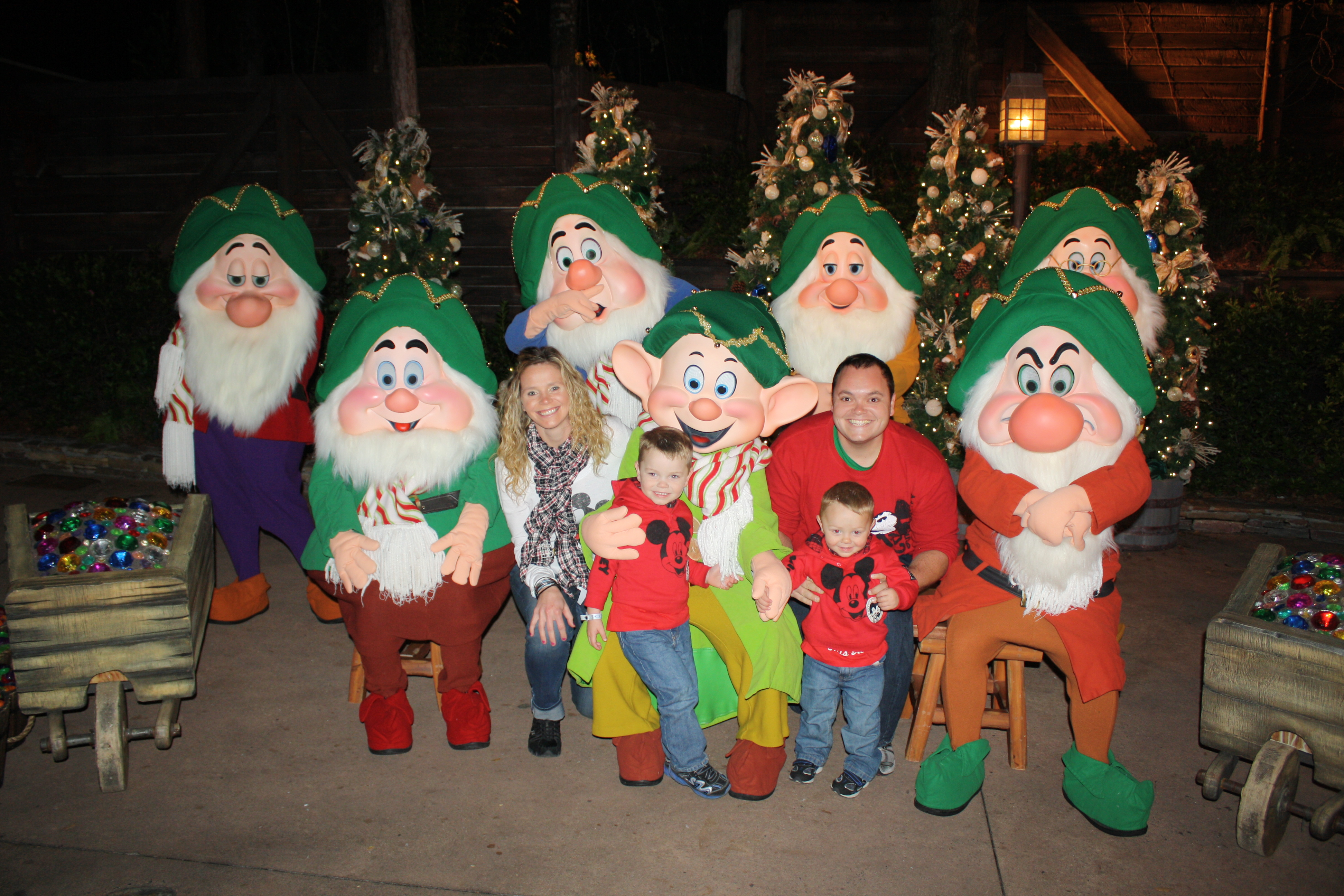 Christmas | DW Dads: J.R. & Domenic with Magical Moments Vacations