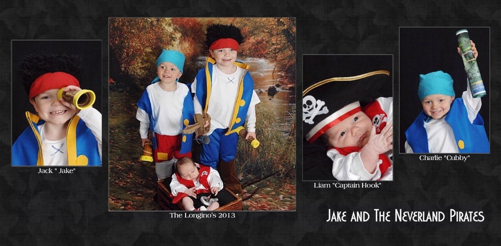 boys best halloween with names